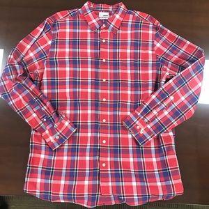 Plaid Shirt - XL